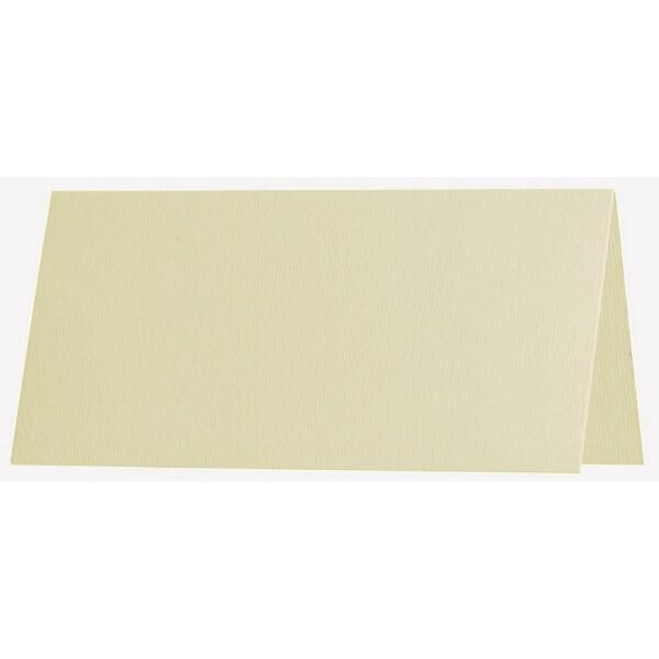 Artoz 1001 - 'Crema' Paper. 100mm x 90mm 100gsm Place Card Paper.