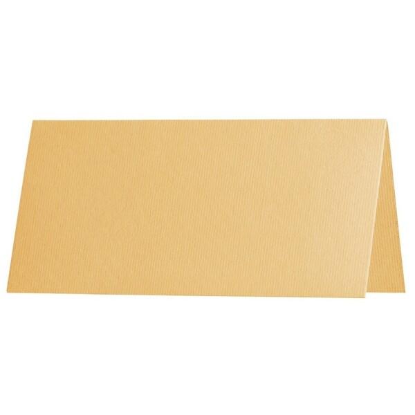 Artoz 1001 - 'Honey Yellow' Paper. 100mm x 90mm 100gsm Place Card Paper.