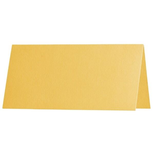 Artoz 1001 - 'Light Yellow' Paper. 100mm x 90mm 100gsm Place Card Paper.