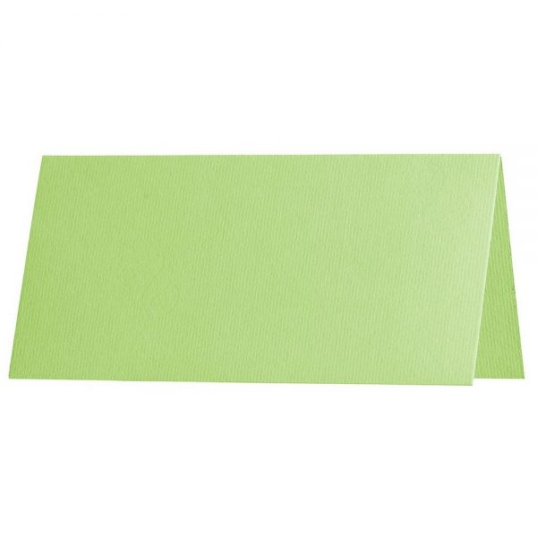 Artoz 1001 - 'Birchtree Green' Paper. 100mm x 90mm 100gsm Place Card Paper.