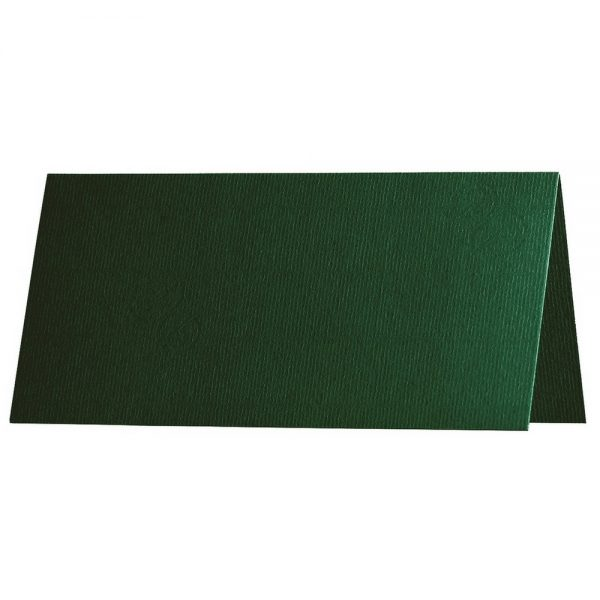 Artoz 1001 - 'Racing Green' Paper. 100mm x 90mm 100gsm Place Card Paper.
