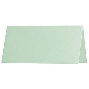 Artoz 1001 - 'Pale Mint' Paper. 100mm x 90mm 100gsm Place Card Paper.