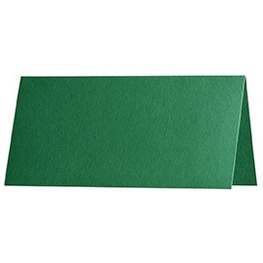 Artoz 1001 - 'Firtree Green' Paper. 100mm x 90mm 100gsm Place Card Paper.