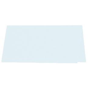 Artoz 1001 - 'Light Blue' Paper. 100mm x 90mm 100gsm Place Card Paper.