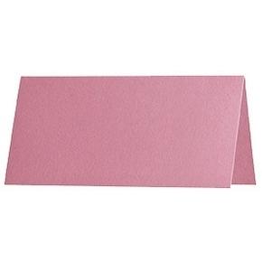 Artoz 1001 - 'Coral' Paper. 100mm x 90mm 100gsm Place Card Paper.