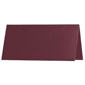 Artoz 1001 - 'Marsala' Paper. 100mm x 90mm 100gsm Place Card Paper.