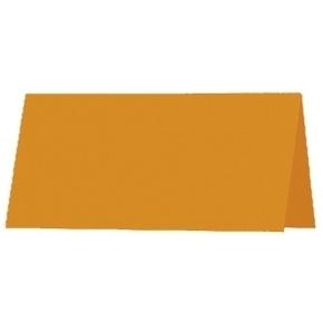 Artoz 1001 - 'Mandarin' Paper. 100mm x 90mm 100gsm Place Card Paper.