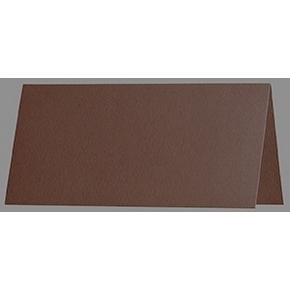 Artoz 1001 - 'Brown' Paper. 100mm x 90mm 100gsm Place Card Paper.