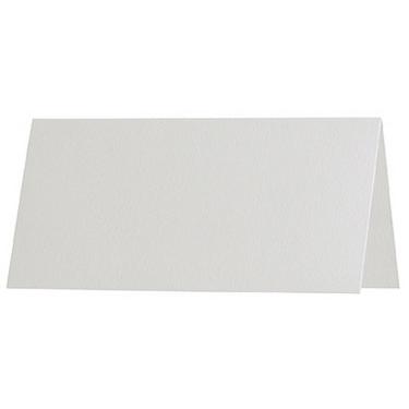 Artoz 1001 - 'Silver Grey' Card. 132mm x 103mm 220gsm A7 Place Card.