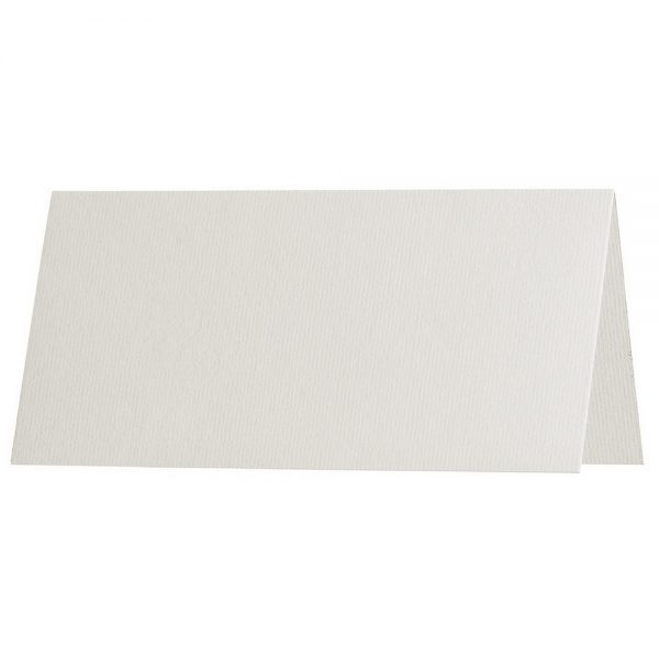 Artoz 1001 - 'Pale Ivory' Card. 132mm x 103mm 220gsm A7 Place Card.