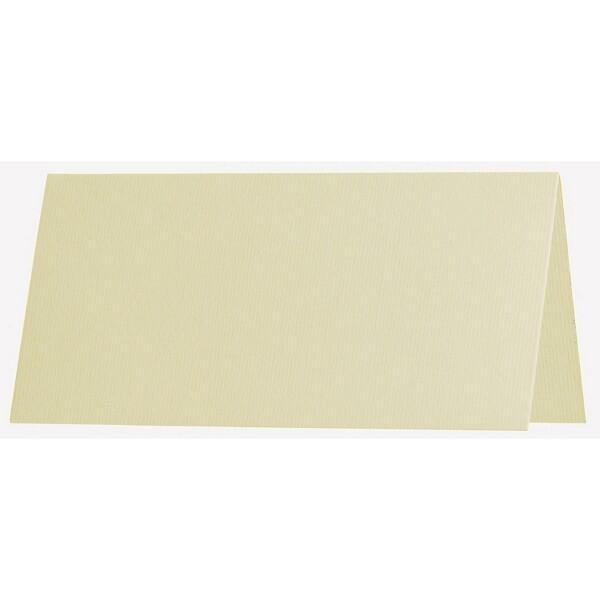 Artoz 1001 - 'Crema' Card. 132mm x 103mm 220gsm A7 Place Card.