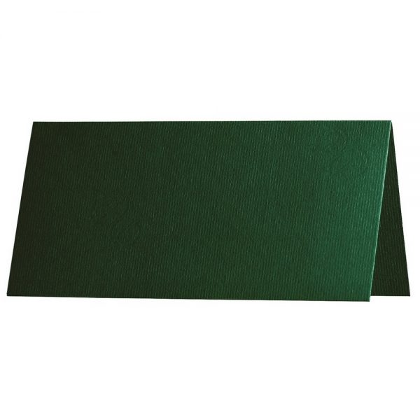 Artoz 1001 - 'Racing Green' Card. 132mm x 103mm 220gsm A7 Place Card.