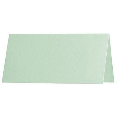 Artoz 1001 - 'Pale Mint' Card. 132mm x 103mm 220gsm A7 Place Card.