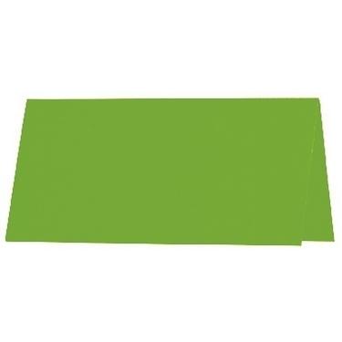 Artoz 1001 - 'Pea Green' Card. 132mm x 103mm 220gsm A7 Place Card.