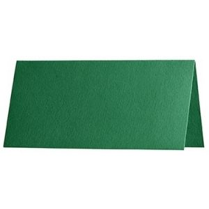 Artoz 1001 - 'Firtree Green' Card. 132mm x 103mm 220gsm A7 Place Card.