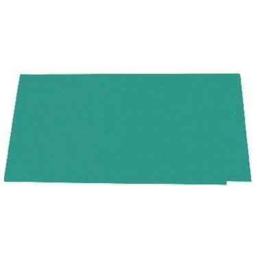 Artoz 1001 - 'Tropical Green' Card. 132mm x 103mm 220gsm A7 Place Card.