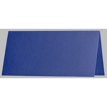 Artoz 1001 - 'Indigo' Card. 132mm x 103mm 220gsm A7 Place Card.