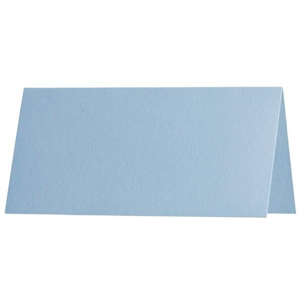 Artoz 1001 - 'Pastel Blue' Card. 132mm x 103mm 220gsm A7 Place Card.