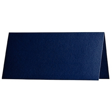 Artoz 1001 - 'Classic Blue' Card. 132mm x 103mm 220gsm A7 Place Card.