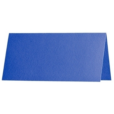 Artoz 1001 - 'Majestic Blue' Card. 132mm x 103mm 220gsm A7 Place Card.
