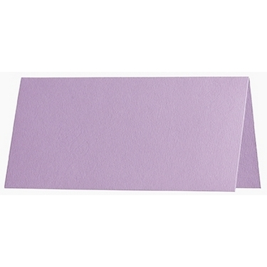 Artoz 1001 - 'Lilac' Card. 132mm x 103mm 220gsm A7 Place Card.