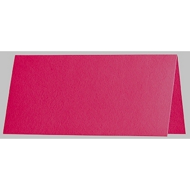 Artoz 1001 - 'Fuchsia' Card. 132mm x 103mm 220gsm A7 Place Card.