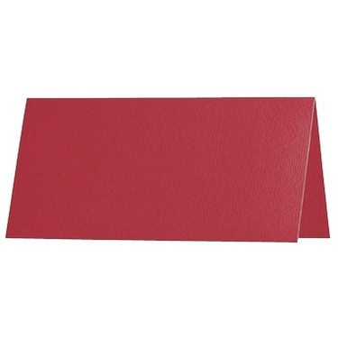 Artoz 1001 - 'Purple Red' Card. 132mm x 103mm 220gsm A7 Place Card.
