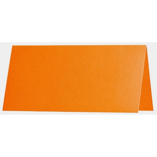 Artoz 1001 - 'Orange' Card. 132mm x 103mm 220gsm A7 Place Card.