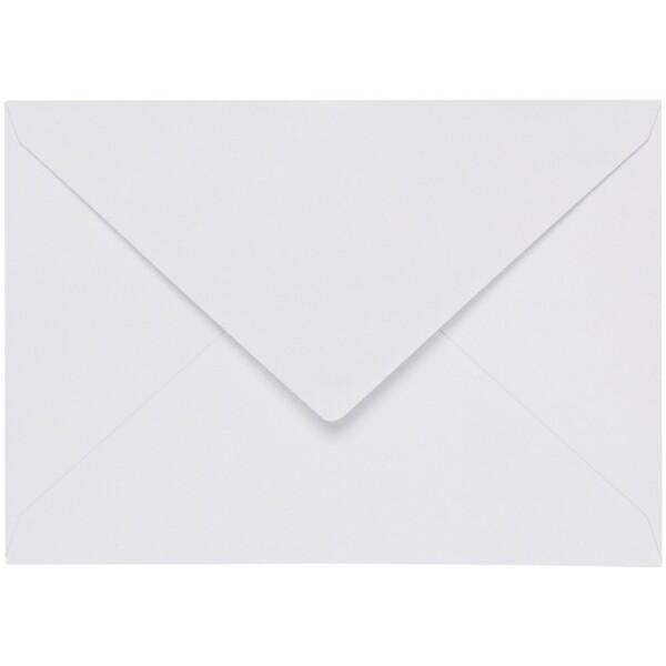 Artoz 1001 - 'Blossom White' Envelope. 110mm x 75mm 100gsm C7 Gummed Envelope.