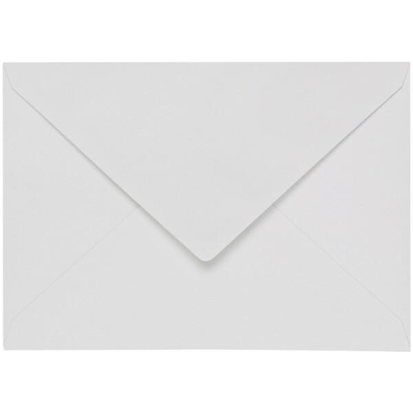 Artoz 1001 - 'Bianco White' Envelope. 110mm x 75mm 100gsm C7 Gummed Envelope.