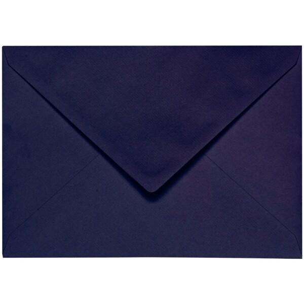 Artoz 1001 - 'Jet Black' Envelope. 110mm x 75mm 100gsm C7 Gummed Envelope.