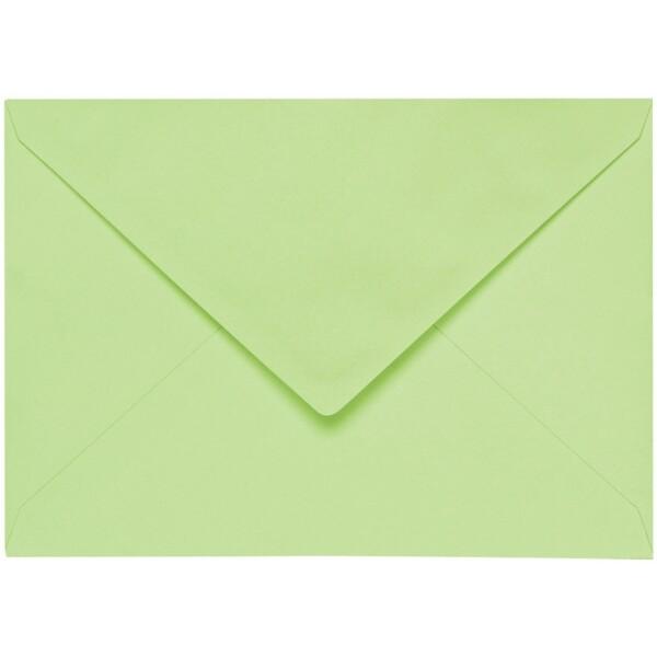 Artoz 1001 - 'Birchtree Green' Envelope. 110mm x 75mm 100gsm C7 Gummed Envelope.