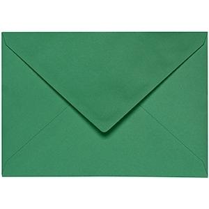 Artoz 1001 - 'Firtree Green' Envelope. 110mm x 75mm 100gsm C7 Gummed Envelope.