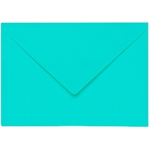 Artoz 1001 - 'Emerald Green' Envelope. 110mm x 75mm 100gsm C7 Gummed Envelope.