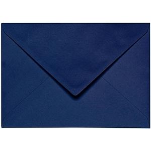 Artoz 1001 - 'Classic Blue' Envelope. 110mm x 75mm 100gsm C7 Gummed Envelope.