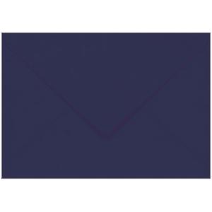 Artoz 1001 - 'Navy Blue' Envelope. 110mm x 75mm 100gsm C7 Gummed Envelope.