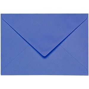 Artoz 1001 - 'Majestic Blue' Envelope. 110mm x 75mm 100gsm C7 Gummed Envelope.