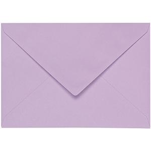 Artoz 1001 - 'Lilac' Envelope. 110mm x 75mm 100gsm C7 Gummed Envelope.