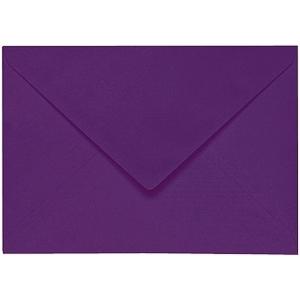 Artoz 1001 - 'Violet' Envelope. 110mm x 75mm 100gsm C7 Gummed Envelope.