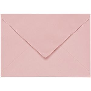 Artoz 1001 - 'Pink' Envelope. 110mm x 75mm 100gsm C7 Gummed Envelope.