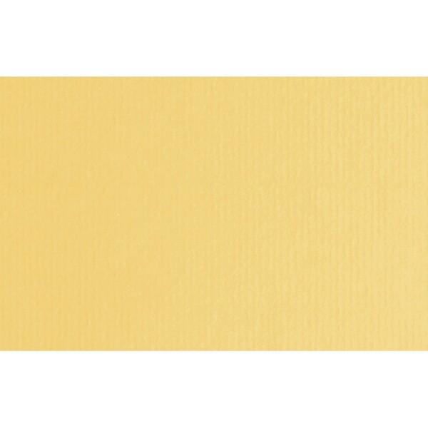 Artoz 1001 - 'Light Yellow' Card. 103mm x 66mm 220gsm A7 Card Card.