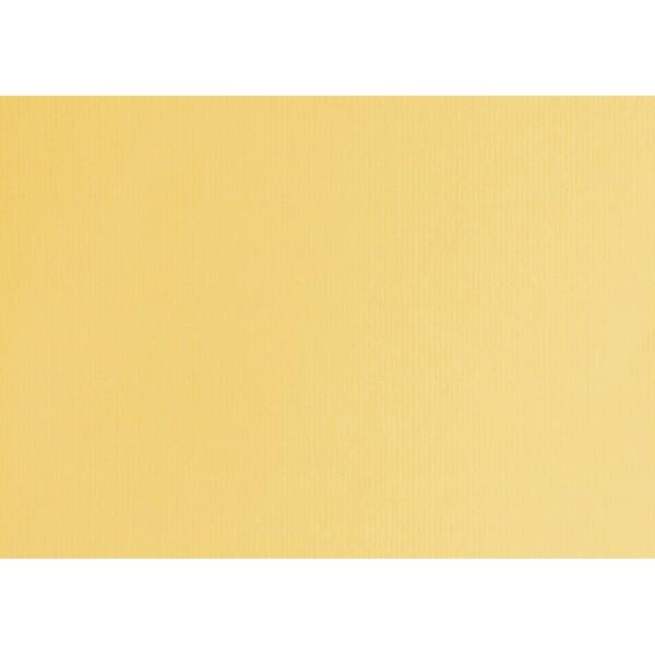 Artoz 1001 - 'Light Yellow' Card. 420mm x 297mm 220gsm A3 Card.