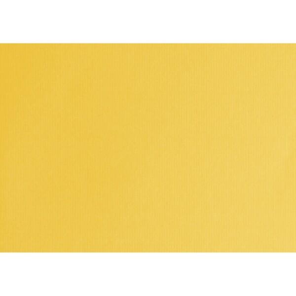 Artoz 1001 - 'Sun Yellow' Card. 420mm x 297mm 220gsm A3 Card.