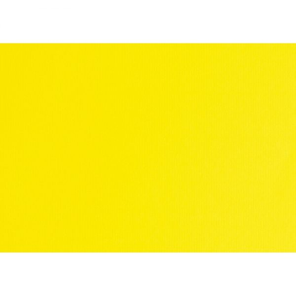 Artoz 1001 - 'Corn Yellow' Card. 420mm x 297mm 220gsm A3 Card.