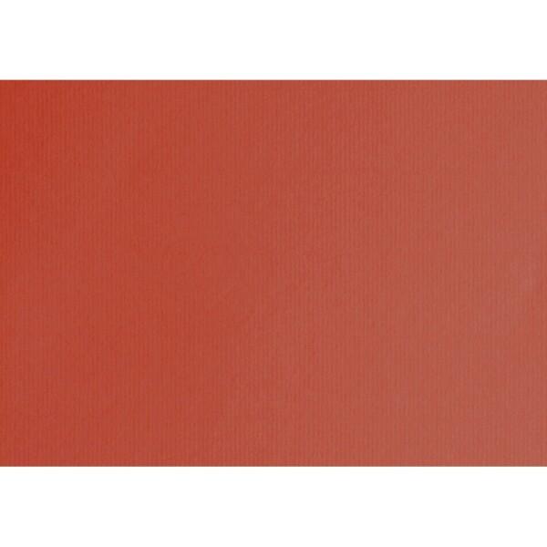 Artoz 1001 - 'Fire Red' Card. 420mm x 297mm 220gsm A3 Card.
