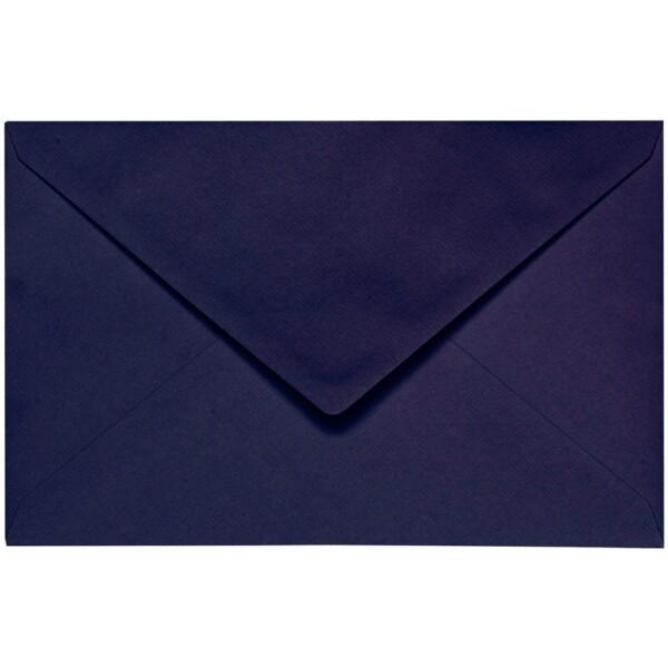 Artoz 1001 - 'Jet Black' Envelope. 140mm x 90mm 100gsm B7 Gummed Envelope.