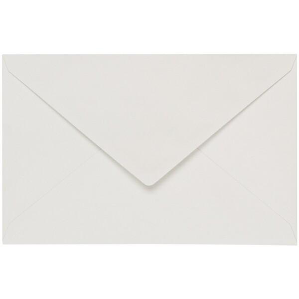 Artoz 1001 - 'Pale Ivory' Envelope. 140mm x 90mm 100gsm B7 Gummed Envelope.