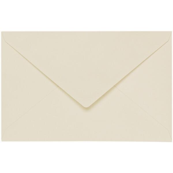 Artoz 1001 - 'Chamois' Envelope. 140mm x 90mm 100gsm B7 Gummed Envelope.