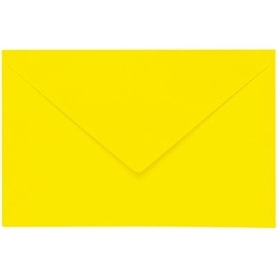 Artoz 1001 - 'Corn Yellow' Envelope. 140mm x 90mm 100gsm B7 Gummed Envelope.