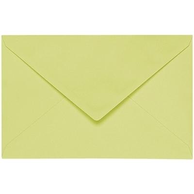 Artoz 1001 - 'Lime' Envelope. 140mm x 90mm 100gsm B7 Gummed Envelope.